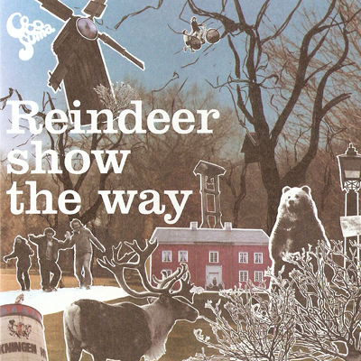 Cocosuma - reindeer show the way