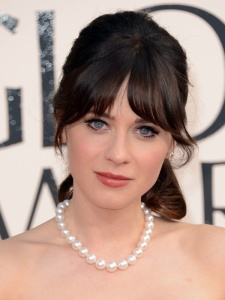 Zooey-Deschanel-Golden-Globe-Awards-2013