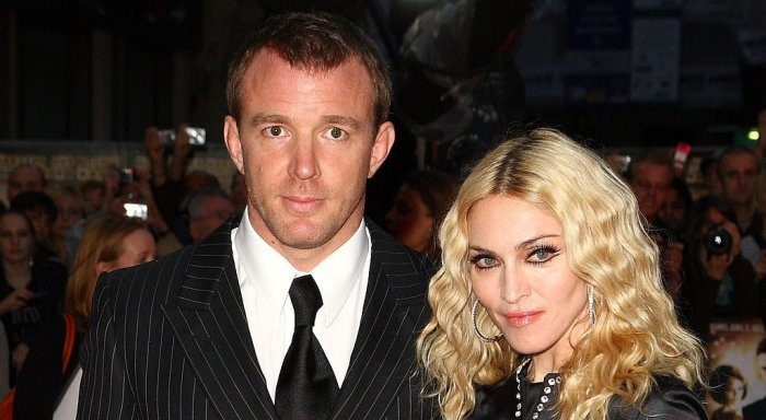 guy ritchie et madonna